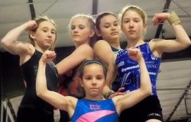 Gymfinity Gymnasts